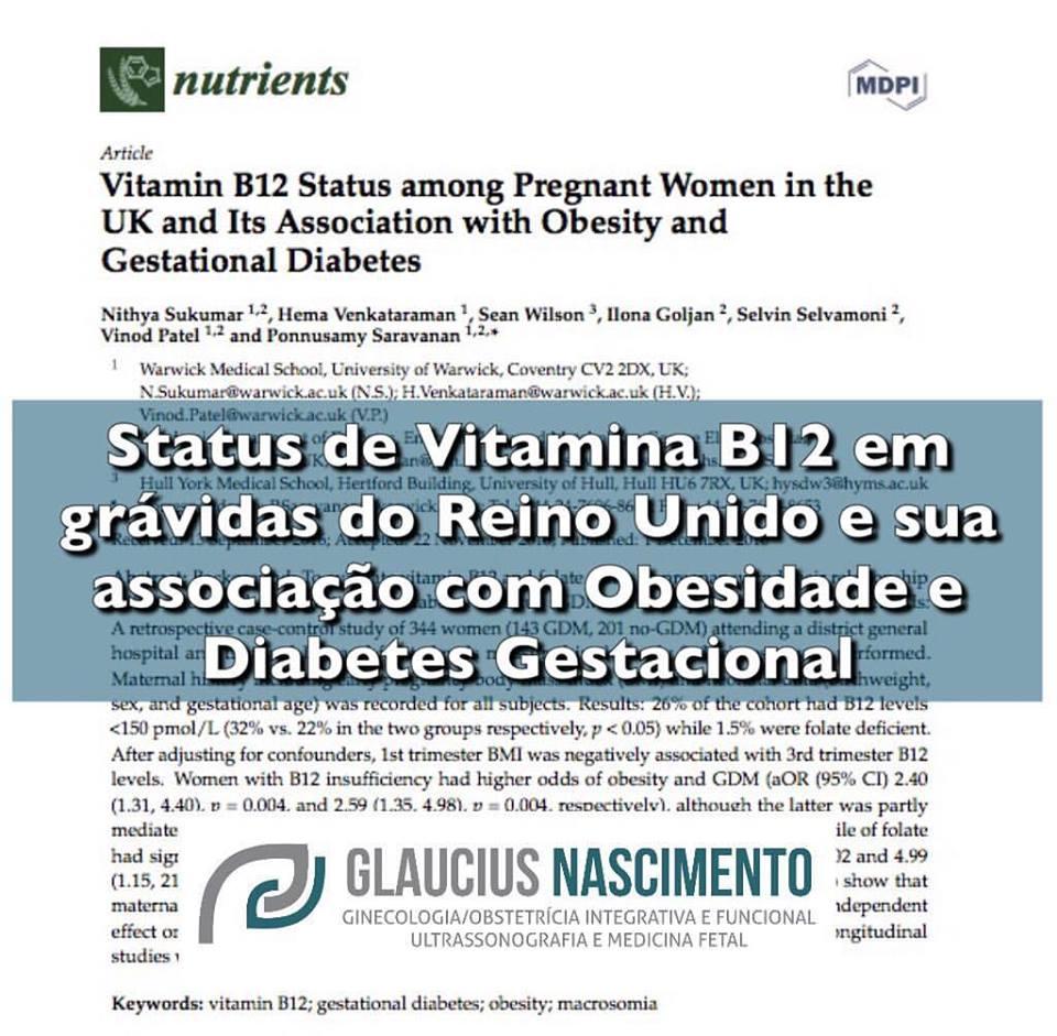b12 e diabetes